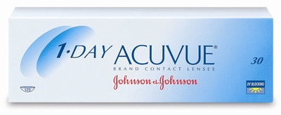 Contactlenzen 1 Day ACUVUE, 30 pack