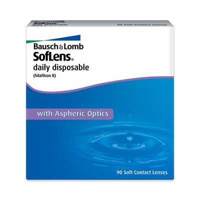 Contactlenzen SofLens Daily Disposable 90 pack