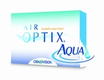 Contactlenzen Air Optix Aqua, 3-pack