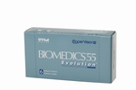 Maandlenzen Biomedics 55 Evolution 6 pack