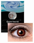 Kleurlenzen  Expressions Colors Brown 1 pack