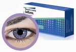 Contactlenzen SofLens Natural Colors Indigo 2 pack