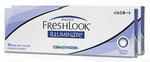 Daglenzen  DAILIES Freshlook Illuminate, 10 pack